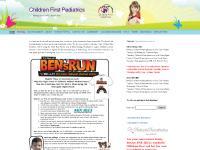 Children First Pediatrics | Putting your child's health first