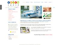 childspace.co.in kids room furniture, study table, bunk beds