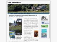 China Beach Retreat | Welcome to China Beach Retreat in Ilwaco, Washington on the Beautiful Long Beach Peninsula