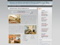 Texas and Georgia States - Homes for Rent and Sale