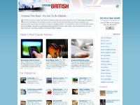 How to Buy British and Help Your Local Economy at Choose British (UK)