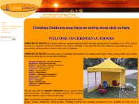 Christies Outdoors for tents, backpacks, fridges, swags, camping furniture & caravan accessories