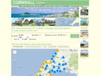 Cornwall holiday cottages, Cornwall Holidays, Cornwall holiday parks accommodation b&b Cornwall Chycor online since 1996.