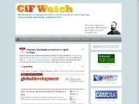 cifwatch.com Thomas Friedman, Philip Weiss, defending Hamas