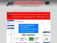 Cinecamera Assistencia Tecnica Digital e Peças para Camera Digitais.