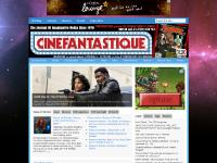 Cinefantastique: The Review of Horror, Fantasy & Science Fiction Films