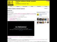 Festival cinéma et droits humains 2011 – Compétition de courts-métrages – Projection de longs-métrages – Rencontres, débats – Amnesty Paris