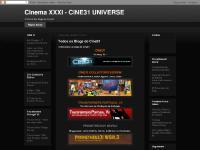 Cinema XXXI - CINE31 UNIVERSE