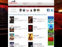 Cartelera de cines de Panama