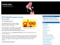 Series Juveniles, Television Canciones, Glee Capitulo 18 Temporada 2, 21:08