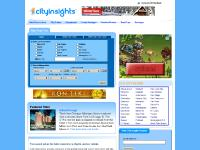 Cityinsights.com - Hotel reservations, city guides, flights, trip advice.
