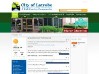 City of Latrobe, Westmoreland County, Commonwealth of Pennsylvania
