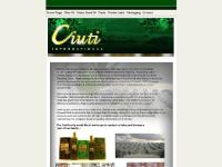 ciuti-int.com Olive Oil, Grape