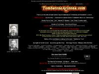 TombstoneArizona.com - Tombstone Arizona - Home of the most famous cowboy's in the west!