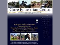 Clare Equestrian Centre - Home
