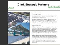 Clark Strategic Partners - Dr. Woodrow Clark