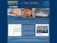 Classic Charters - Motor and Yacht Charters