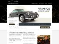 Classic and Sports Finance - specialist classic car finance for all classic, sports,