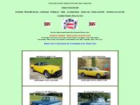 Classic Cars for Sale. Classic Cars For Hire. Spurr Classic Cars.