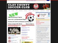 claycountysoccer.com 3v3 Winter League, Adult 7v7 League, Recreation League
