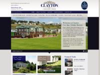 Holiday Homes and Static Touring Pitches, St Andrews, Fife - Clayton Caravan Park