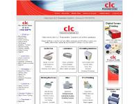 CLC UK laminators, binding machines and office shredders.