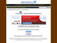 Collingwood Insurance Services, Collingwood Learners, Learner Driver Insurance,