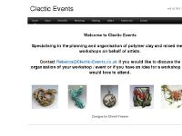 Clectic Events - Home