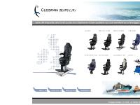 Workboat and ship seating from Cleemann Seats (UK), welcome to our homepage