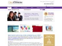clientconnector.com client connection, client retention, birthday cards
