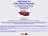 cliffsclassicchevrolet.net Cars for Sale, Clubs/Forums, 55 Chevy Parts
