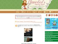 clippergirl.com Disclosure Policy, PR/Media, Get Organized