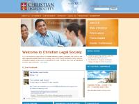Home - Christian Legal Society - Christian Legal Society