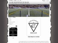 clubedesportivodebelas.com