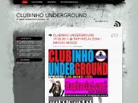 clubinho - CLUBINHO UNDERGROUND