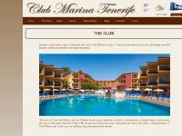 clubmarina-tenerife.com resort, Costa del Silencio, Club Marina