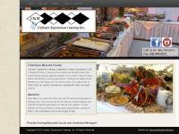 Culinary Expressions Catering, Macomb County, Metro Detroit and Southeast Michigan