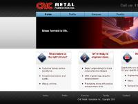 cncmetal.com CNC metal fabrication, sheet metal, metal forming