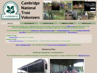 cntv.org.uk cambridge, cambridgeshire, national trust