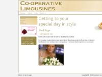 Weddings - Co-operative Limousines