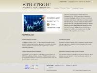- Strategic Financial Management Services