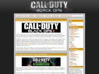 Call of Duty 7: Black Ops | COD7: Black Ops
