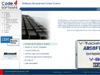 Code4Software Home Page