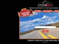 CodeKey: Unlock the Mystery of your Check Engine Light