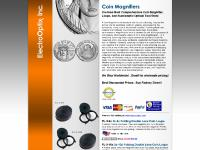 Coin Magnifiers - Magnifiers for Coin Collectors