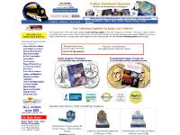 Coin Collecting Supplies | Coin Albums, Coin Holders & Coin Storage Boxes | Coin Supply Express