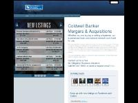Coldwell Banker Mergers and Acquisitions - Business brokers Coldwell Banker Mergers and Acquisitions - Business brokers helping business buyers and sellers in Utah and across the United States. We represent buyers and sellers of businesses of all sizes.