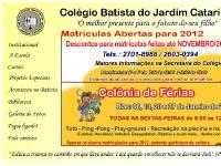 colegiobatistajc - Colégio Batista do Jardim Catarina