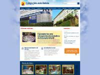 colegiosjbcaxias.com.br Colégio São João Batista, Início, O Colégio
