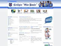 Colégio São Paulo - O Ensino quem tem qualidade,tradição e a tecnologia do futuro!